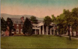 Luray Virginia~Shenandoah National Park~The Mimsyln Hotel~1920s Handcolored PC