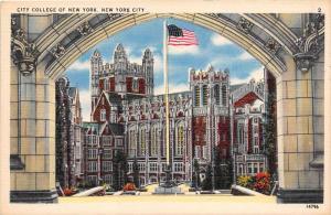 10219  NY New York City    City College