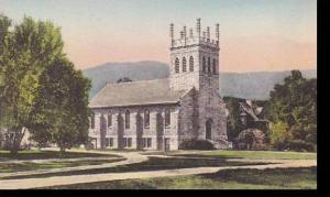 Vermont Dorset The Dorset Church  Albertype