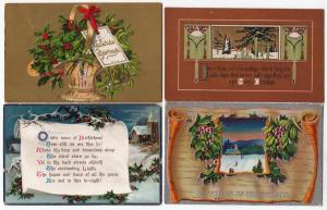 4 - Christmas Cards