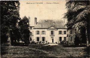 CPA Environs de FALAISE Chateau d'Olendon (422573)