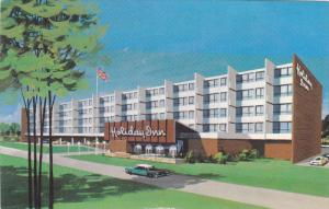 Holiday Inn of Corner Brook, Newfoundland, Canada, 40s-60s