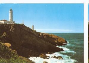 Postal 045779 : Santander. Faro Cabo Mayor y costa