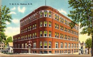 New Hampshire Nashua Y M C A Building