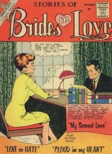 Brides In Love 1950s Comic Book Theatre Director Romance Postcard