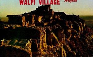 Arizona Walpi Hopi Indian Village