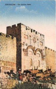 lot185 jerusalem the golden gate  israel