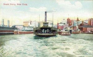 USA South Ferry New York 03.79