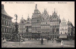 Maisons des Corporations,Antwerp,Belgium BIN
