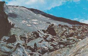 Hope Slide, Historic Landslide on the Hope-Princeton Highway, British Columbi...