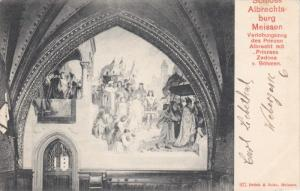 Schloss Albrechtsburg MEISSEN (Saxony), Germany, 1900-1910s