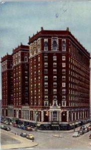Hotel Syracuse - New York