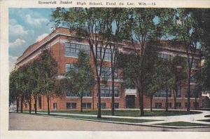 Wisconsin Fond Du Lac - Roosevelt Junior High School