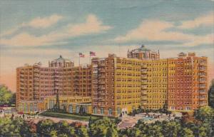 Washington DC The Shoreham Hotel Curteich