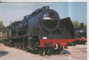 Postal 011852: Locomotora vapor 240F/2591