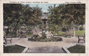 Cuba Santiago De Cuba Vista Alegre Park