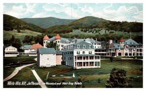 New Hampshire  Jefferson , the Waumbekand Hotel and Star King Hotel