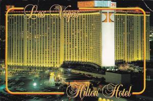 LAS VEGAS , Nevada , 1995 ; Hilton Hotel / Casino
