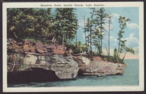 Houghton Point,Apostle Islands,Lake Superior,WI