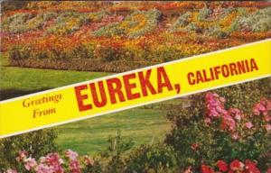 Greetings From Eureka California