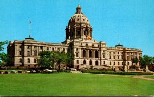 Minnesota St Paul State Capitol Building