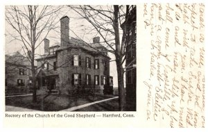 Connecticut   Hartford  , Rectory of the Church of the Good Shepherd