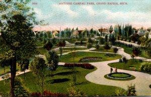 Michigan Grand Rapids Antoine Campau Park 1908