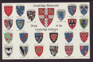 Coat of Arms,Cambridge University