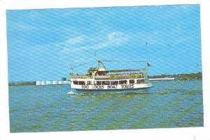 Soo Locks Boat Tours, Marie, Michigan, 40-60s