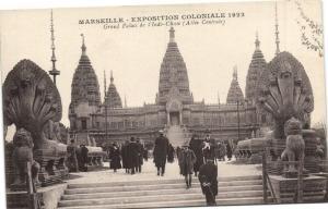 CPA MARSEILLE EXPO Coloniale 1922-Grand Palais de l'Indo-Chine .. (174294)