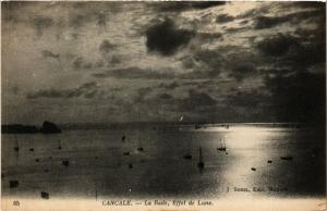 CPA  Cancale - La Rade, Effet de Lune   (584582)