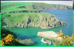 Wales Stackpole Quay - posted
