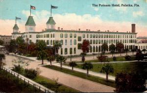 Florida Palatka The Putnam Hotel 1924