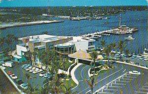 Florida Hollywood Pier 66 Restaurant Lounge Yacht Club Western Hils 1961