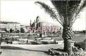 Modern Postcard Saint Raphael Var Port