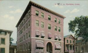 MERIDEN , Connecticut, 1900-10s ; Y.M.C.A.