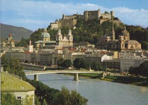Postal 60366. Festival.  Salzburg (Austria)