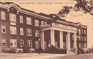 Kentucky Wilmore Asbury College Girls Dormitory Artvue