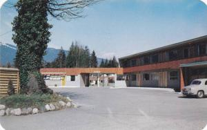 Ranch Motel , North VANCOUVER , B.C. , Canada , 50-60s