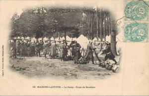 Military Maisons Laffitte Le Camp Front de Bandiére - 02.82
