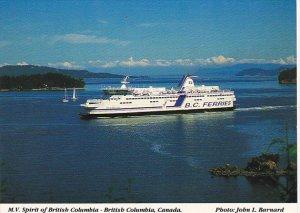 Canada Ferry Spirit Of British Columbia British Columbia Ferries