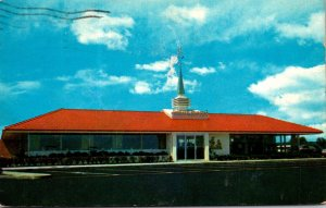Howard Johnson's Restaurant 1961