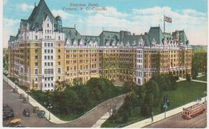 EMPRESS HOTEL, VICTORIA BC c1941
