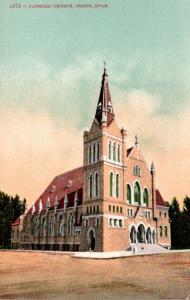 Utah Ogden Catholic Church