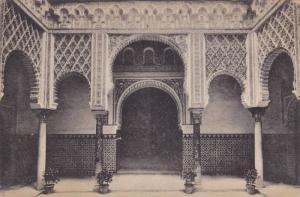 Patio De Las Munecas, Sevilla (Andalucia), Spain, 1900-1910s