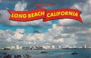 Greetings From Long Beach California 1971