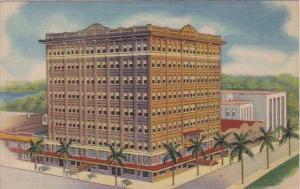Florida St Petersburg The Suwannee Hotel Curteich