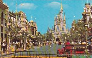 Bound For The World Of Fantasy Turn Of The Century Main Street Fantasyland Wa...