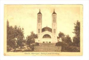 Omstr. Nijmegen , Netherlands, PU-1922 : Heilig-Land-Stichting