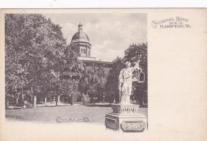 National Solders Home, Main Building, HAMPTON, Virginia, pre-1907